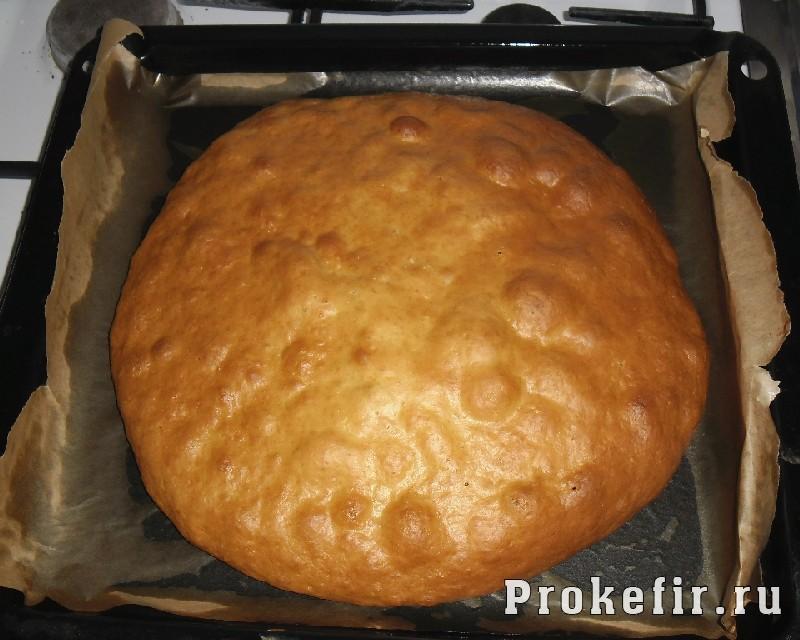 Рецепт простого торта: Шаг 5