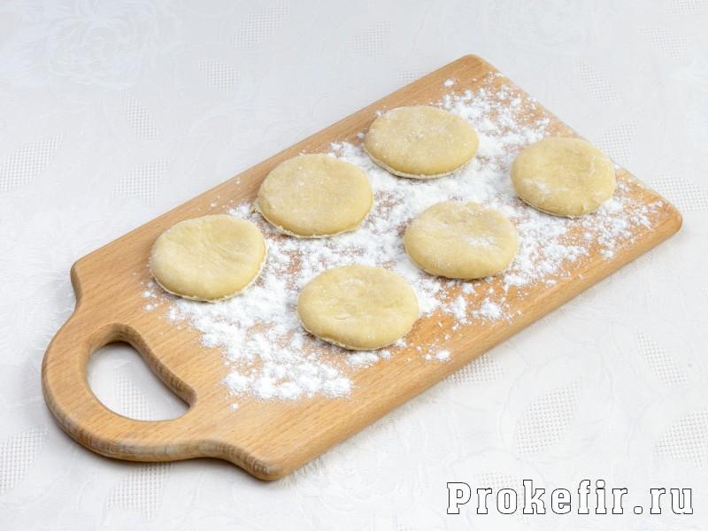 Пышки на дрожжах и кефире жареные на сковороде: фото 2
