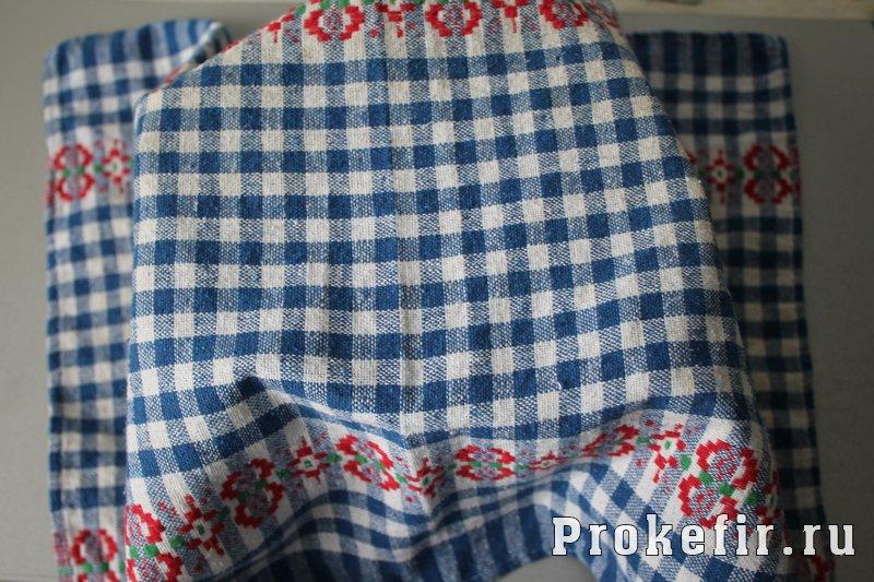 Пышные оладьи на кефире без дрожжей: фото 4