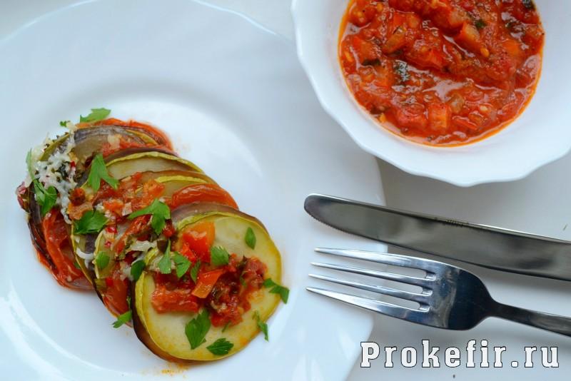 Рататуй рецепт классический в духовке с сыром и помидорами все о рататуе