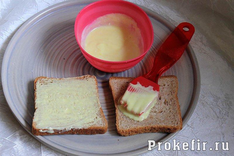 Рецепты простых горячих сырных бутербродов в духовке с колбасой и помидорами с кефирными соусами: фото 5