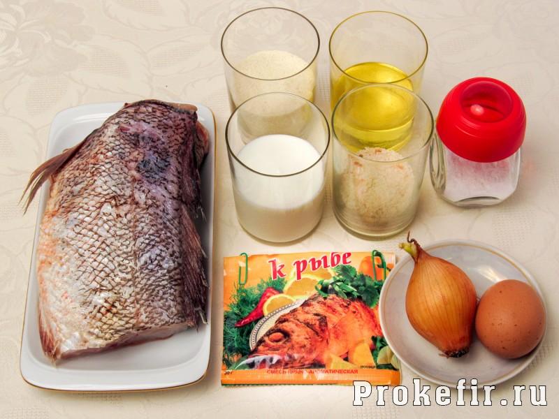 Рыбные котлеты из трески рецепт очен вкусный в духовке на кефире: фото 1