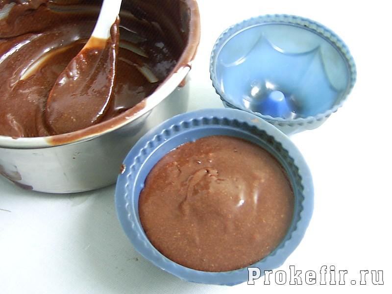Шоколадный фондан: фото 14