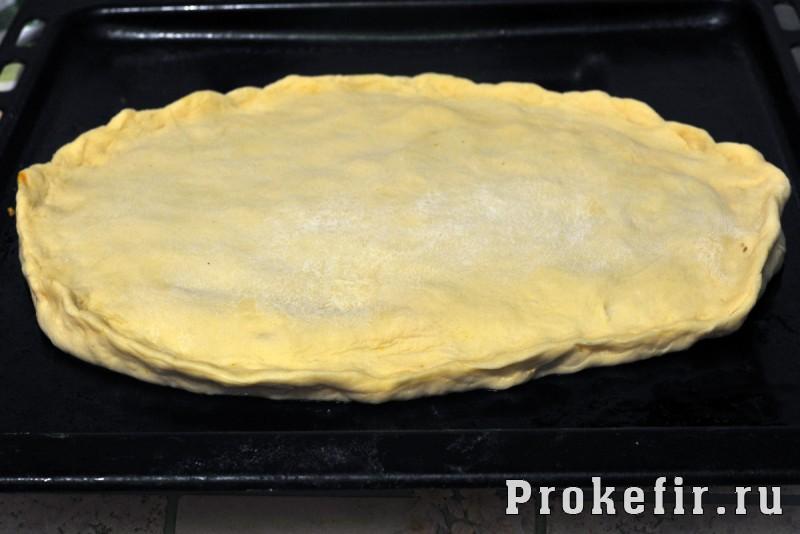 Сладкий пирог на кефире: фото 6