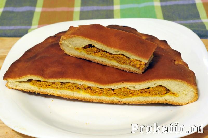 Пироги на кефире сладкие рецепт пошагово