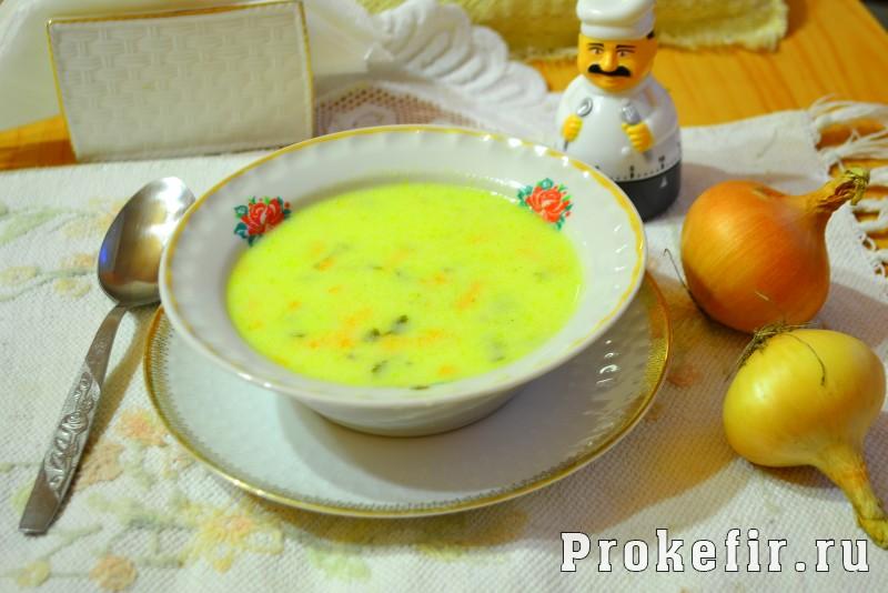 Суп из белой фасоли: фото 8