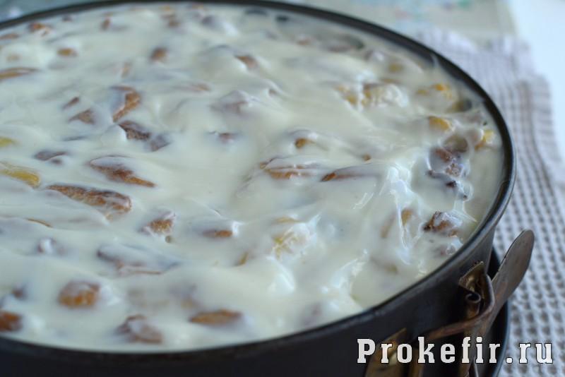 Торт дамские палчики со сметанно кефирным кремом: фото 10