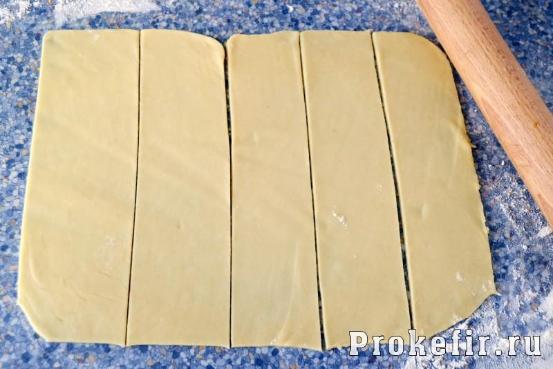 Торт монастырская изба с вишней со сметанным кремом: фото 7