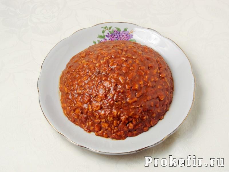 Торт муравейнык из печеня без выпечки: фото 4