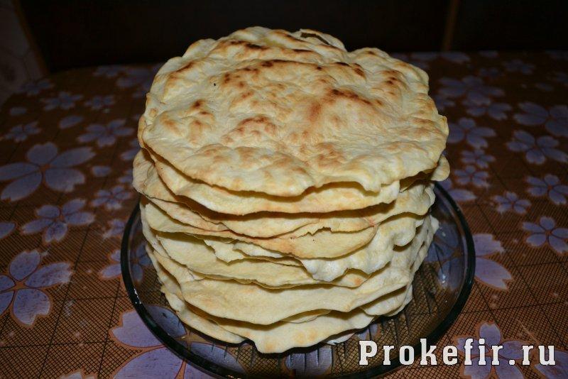 Торт наполеон на сковороде рецепт с заварным кремом: фото 8