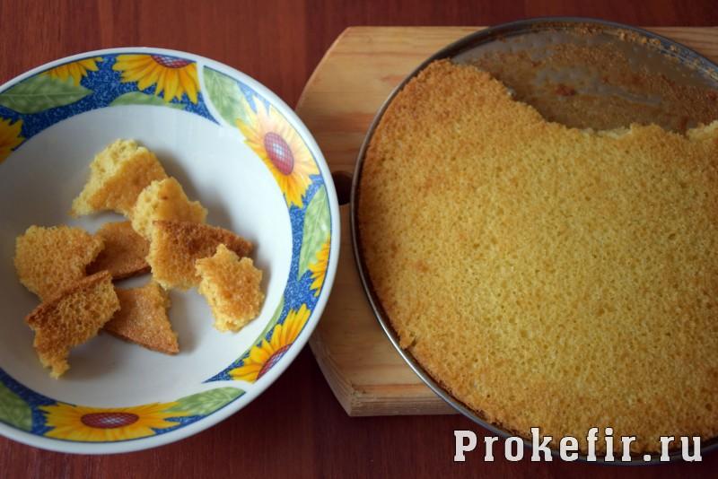 Торт панчо с ананасами: фото 6