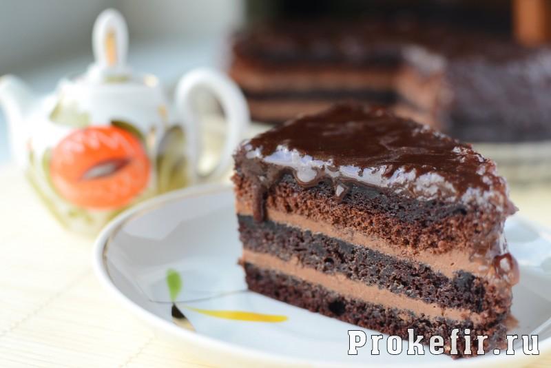 Прага торт простой рецепт с фото пошагово в домашних условиях