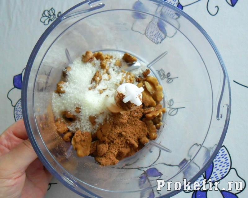 Торт со сметанным кремом на кефире: фото 20