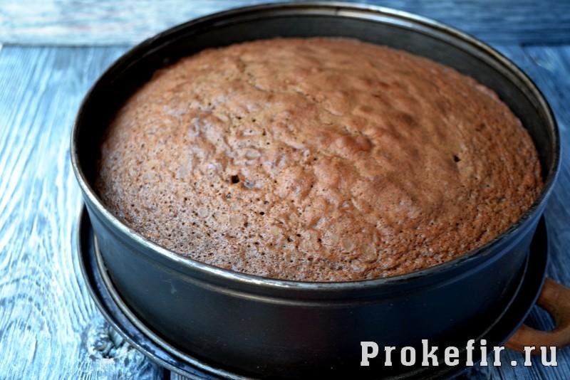Торт три шоколада для детей без ликера: фото 10