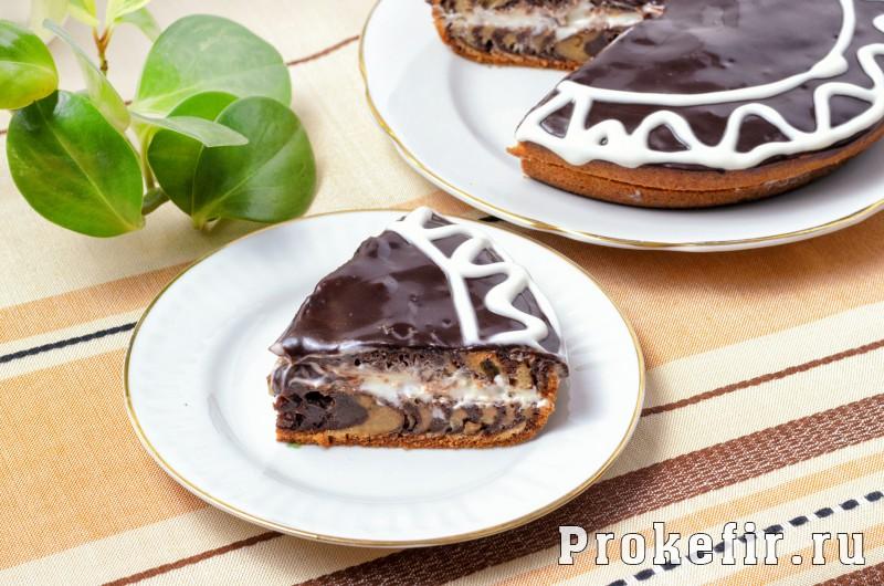 Испечь торт наполеон в домашних условиях