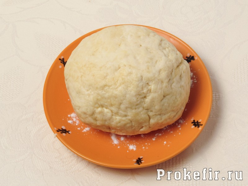 Цветаевский пирог с грушами в духовке на кефире: фото 3