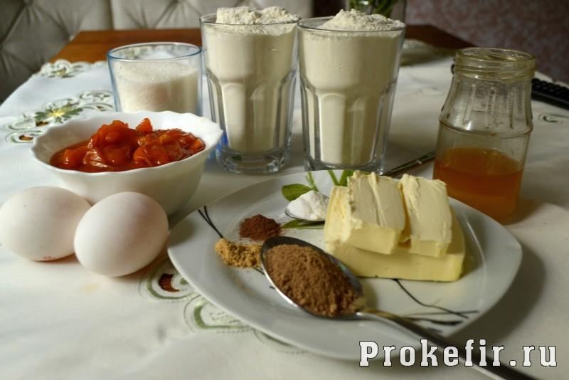 Тулский прянык рецепт на кефире: фото 1