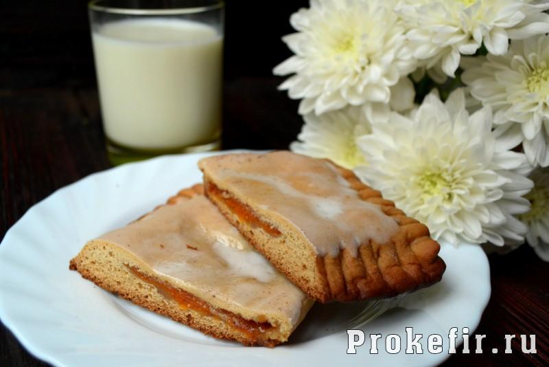 Тулский прянык рецепт на кефире: фото 15
