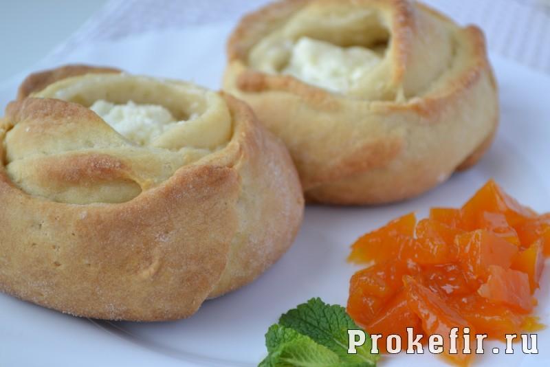 сырники из творога на дрожжах рецепт с фото пошагово