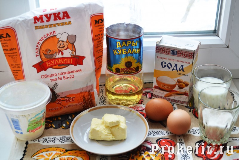 Рецепт венские вафли на кефире