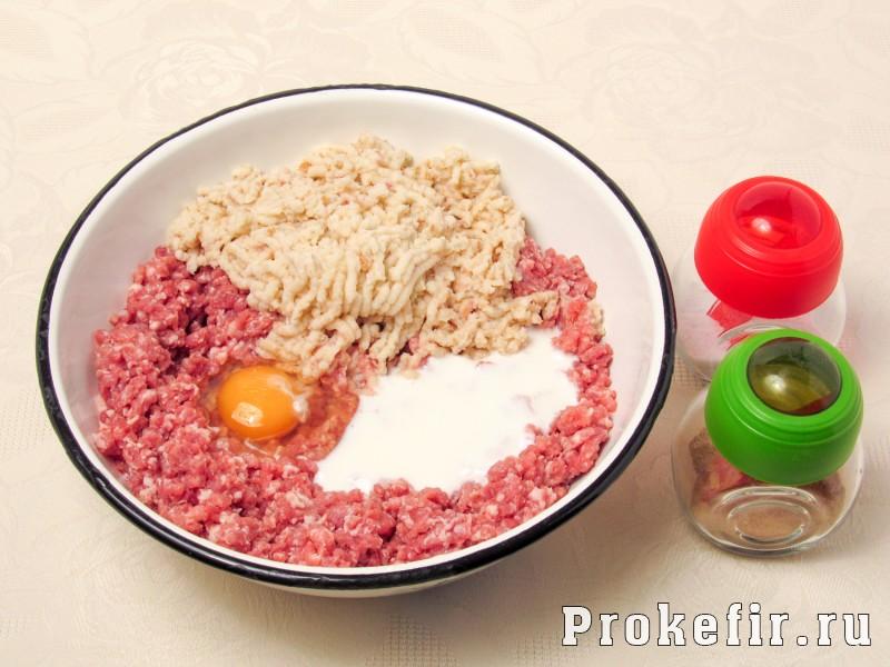 Зразы мясные с сыром: фото 2