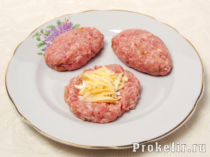 Зразы мясные с сыром: фото 5