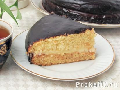Торт сметанник почему тесто не поднемается